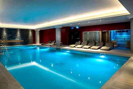 Genting Solihull - Spa day for one person with three hour access to facilities choice of two 25 minute treatments and a glass of Prosecco - Save 46%