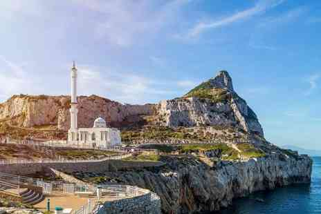 Crystal Travel - Two, three, four or five night Gibraltar getaway with breakfast and return flights - Save 0%