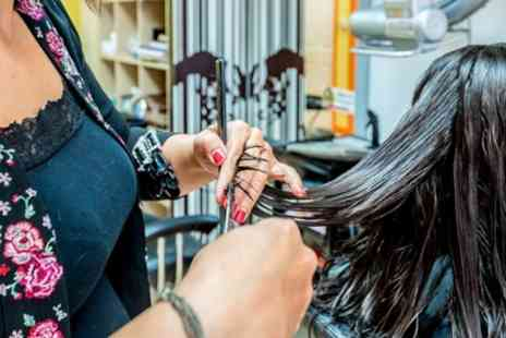 King Lane - Haircut, Restyle and Olaplex Treatment - Save 47%