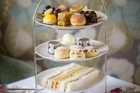 Virgin Experience Days - Afternoon Tea for Two at The Kings Hotel in the Picturesque Cotswolds - Save 0%