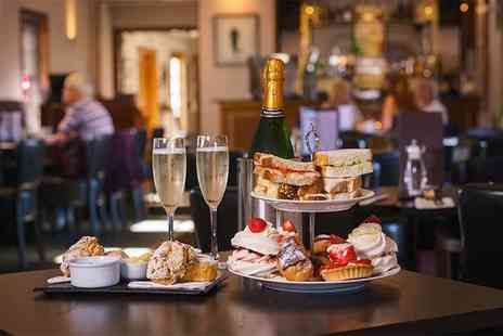 Hope Street Cocktail Bar - Festive afternoon tea for two people - Save 50%