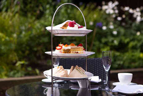 La Belle Epoque - Afternoon tea for two people with a glass of Prosecco each - Save 0%