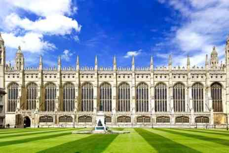 Cambridge Tour Guides - Cambridge Walking Tour - Save 0%