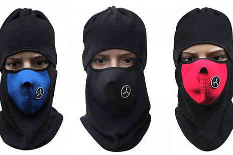 Snap One Up - All Over Balaclava Choose from 3 Colours - Save 72%