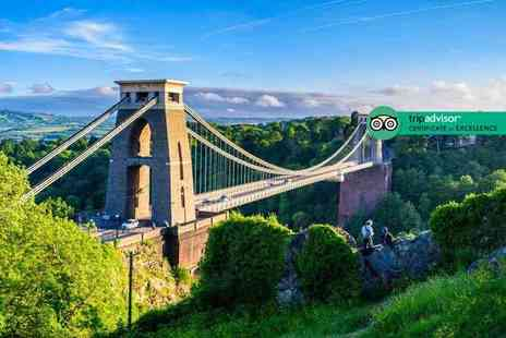 DoubleTree by Hilton Hotel - One or two night 4 Star Bristol stay for two people with breakfast, drink on arrival and late check out - Save 0%