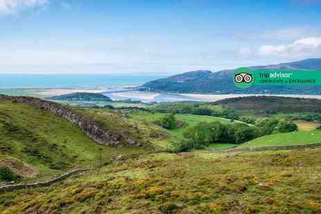 Arbour Hotel - One or two night Barmouth beach break for two with two course dinner and breakfast - Save 0%