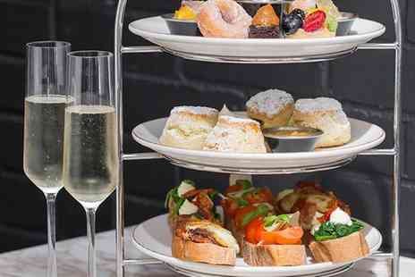 Laceys Bistro - Traditional afternoon tea for two or include a glass of Prosecco each gentlemans afternoon tea for two or Italian afternoon tea for two - Save 52%