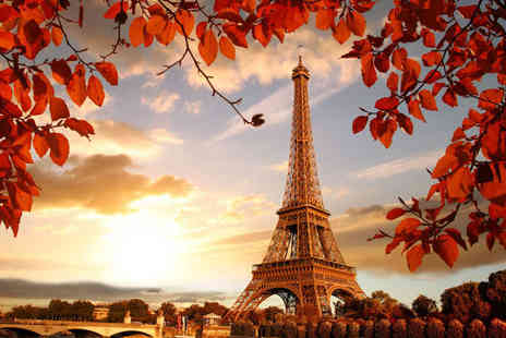 Crystal Travel - Two or three night Paris stay with return flights - Save 40%