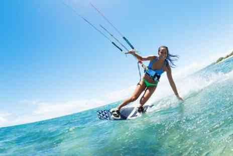 BEKS Kitesurfing - 90 Minute Powerkite Kitesurfing Lesson for Up to 12 - Save 62%