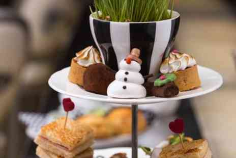 The Cosy Teapot - Festive Afternoon Tea for Two or Four - Save 35%