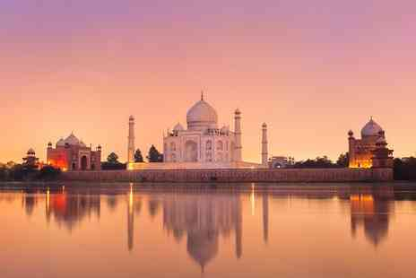 Golden Triangle Tour - Grandiose Temples in Bollywood Country - Save 0%