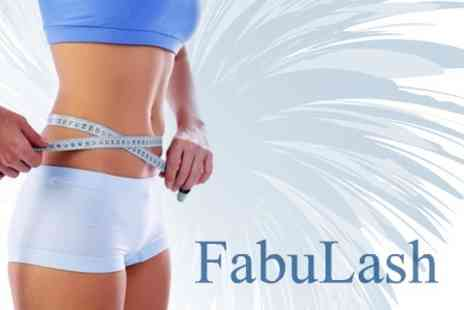 FabuLash - Six Sessions of iLipo - Save 80%
