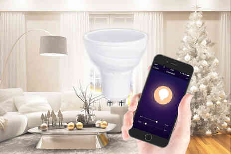 EnerJ - Wi-Fi mart Led light bulb - Save 40%