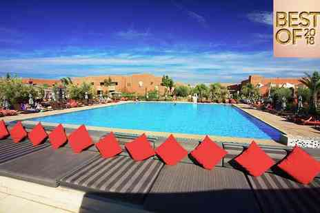 Kenzi Club Agdal Medina Hotel - Best of 2018, Five Star All Inclusive Retreat with Exciting Excursions - Save 58%