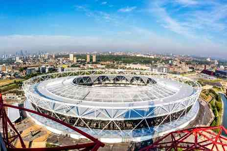 London Stadium Tours - London Stadium Tour childs ticket, or concessions ticket or adult ticket - Save 20%