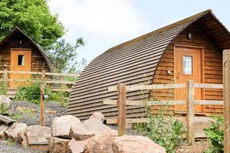 Wigwam at NDAC - Two or Three Nights Stay for 2 in Ensuite Deluxe Wigwam and for Up to 5 - Save 59%