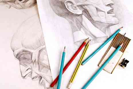 Sketchout - Full Day Drawing Workshop for One or Two - Save 50%