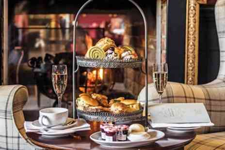 Hotel du Vin - Cambridge city centre, afternoon tea for 2 - Save 33%