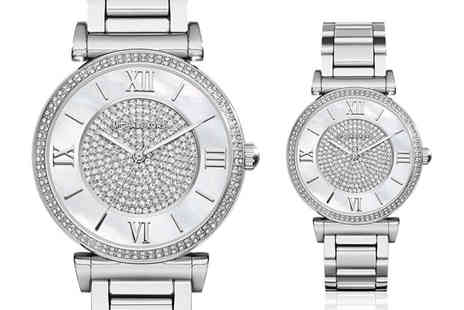 Ticara Watches - Time to check out our Michael Kors MK3355 ladies Caitlin watch - Save 48%