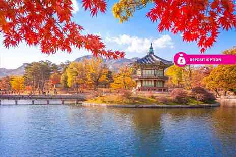 Great Pacific Travels - Seven night Seoul and Beijing break with flights and Great Wall of China tour - Save 21%