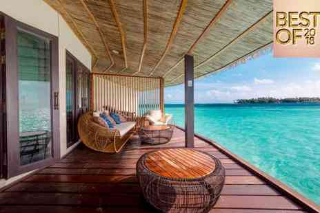 Kihaa Maldives - Best of 2018, Five Star All Inclusive Island Paradise - Save 0%