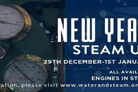 London Museum of Water & Steam - New Year Steam Up - Save 50%