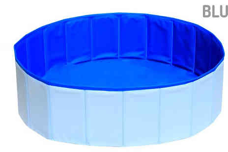 Best mall ever - Pet Paddling Pool Choose Colours - Save 70%