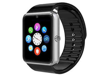 Best mall ever - 15 in 1 Android Compatible Fitness Watch Available in Three Colours Options - Save 67%
