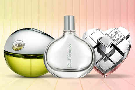 Deals Direct - Bottle of DKNY eau de parfum choose from three fabulous fragrances - Save 56%