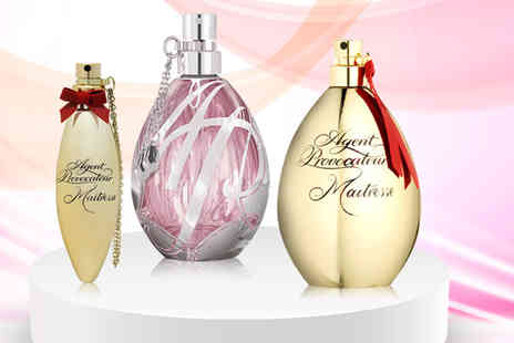 Deals Direct - Agent Provocateur EDP choose from three options - Save 0%