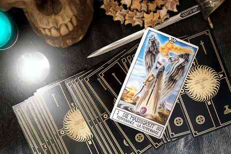 Spiritworker - Email tarot reading - Save 89%