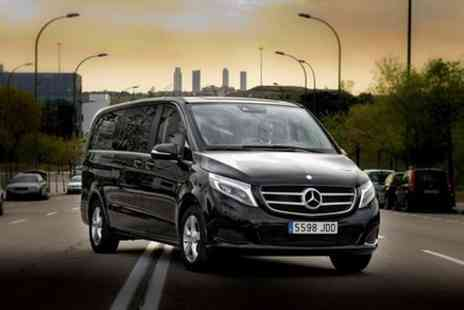 Europe Shuttle - Private Van Transfer from Granada City or Sierra Nevada to Granada Train Station - Save 0%