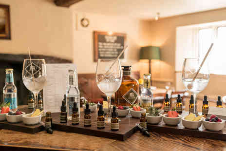 The Cotswold Plough- One Night Break and Gin Tasting Experience for Two - Save 0%