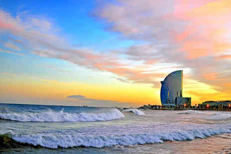 Crystal Travel - Four Star Two Nights Barcelona break with return flights - Save 29%