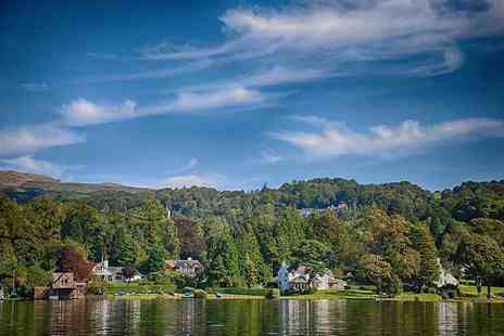 Shap Wells Hotel - Overnight Cumbria stay for two people with breakfast, Lake Windermere cruise, and a late checkout - Save 33%
