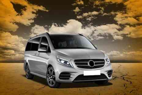 Europe Shuttle - Private Luxury Van Arrival Transfer Pulkovo Airport St Petersburg to Saint Petesburg Hotel - Save 0%
