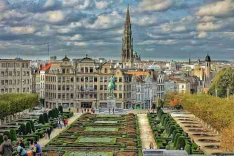 CityUnscripted - Brussels Book a Local Host - Save 0%