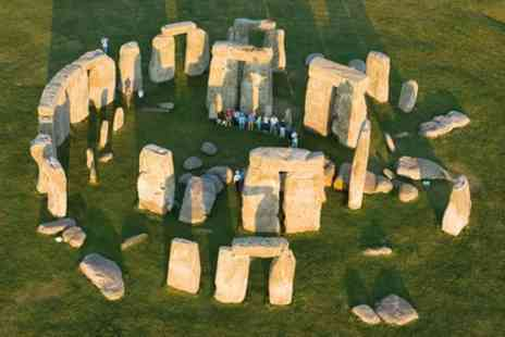 Lion Tours - Stonehenge inner circle special access - Save 0%