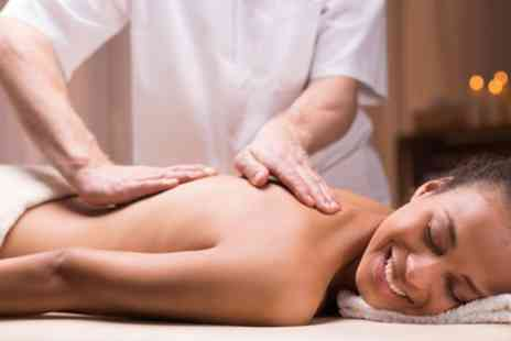Achieving Fitness - Choice of One Hour Massage including Hot Stone or Aromatherapy - Save 46%