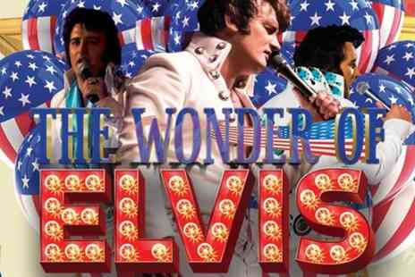 VIVA Blackpool - Gordon Davis The Wonder of Elvis - Save 0%