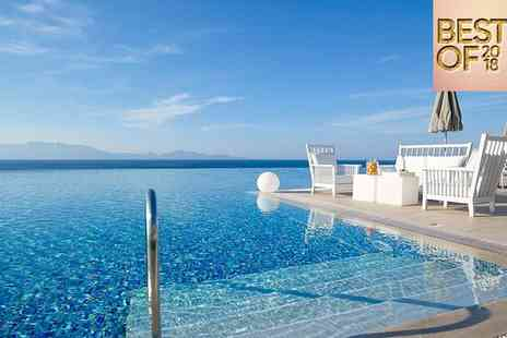 Michelangelo Resort & Spa - Best of 2018, Five Star Beachfront Resort Stay For Two with Stunning Infinity Pool - Save 56%