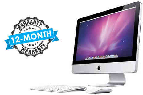 IT trade service - 24 Inch Apple iMac A1225 With Keyboard, Mouse Plus 12 Month Warranty 3 HDD or RAM Options - Save 40%