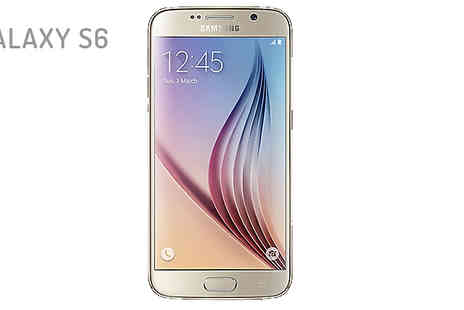 Rhinotek - Samsung Galaxy S6 or Galaxy S6 Edge in 32GB, 3 Colours - Save 47%