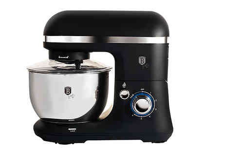 Smart Retail Goods - Berlinger Haus BH-9031 Black Stand Mixer - Save 70%