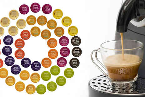 Express Coffee Retail - Nescafe Dolce Gusto Bundle 50 Capsules - Save 65%