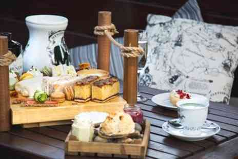 The Farndon Boathouse Bar & Kitchen - Afternoon tea for 2 at riverside Nottinghamshire pub - Save 40%