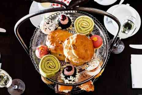 Hotel Du Vin - Afternoon tea for 2 at buzzing bistro - Save 33%