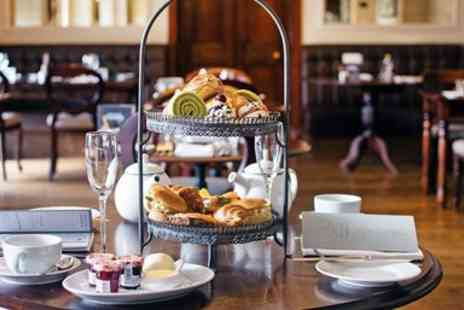 Hotel Du Vin - Afternoon tea for 2 in Exeter - Save 33%