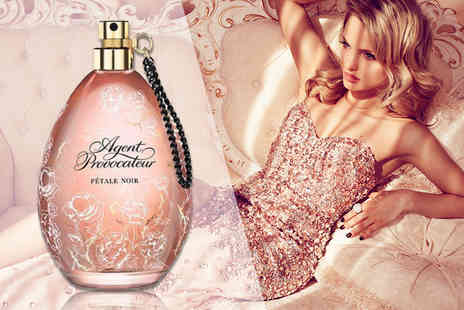Deals Direct - 50ml bottle of Agent Provocateur Petale Noir eau de parfum - Save 67%