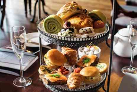 Hotel Du Vin - Afternoon tea for 2 - Save 33%